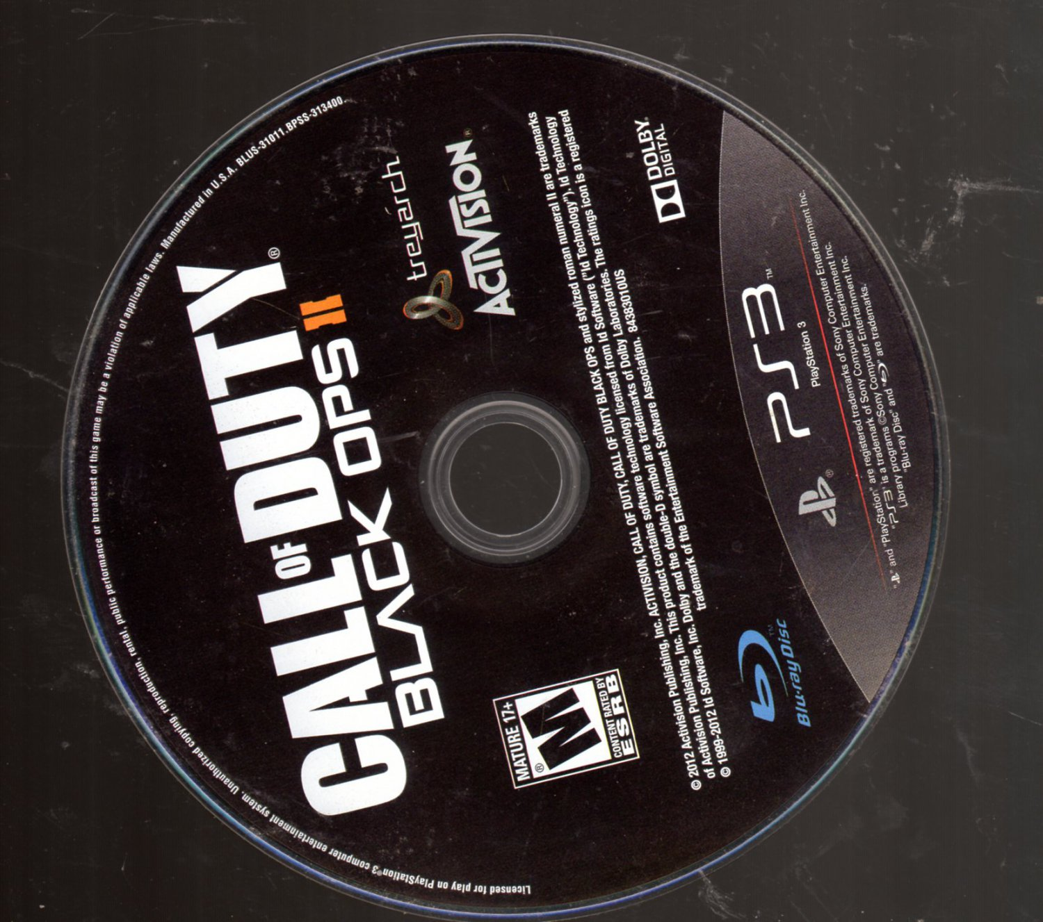 Call Of Duty: Black Ops Ii Ps3- Playstation 3: Amazon.it ...