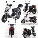 49CC CY50A Moped