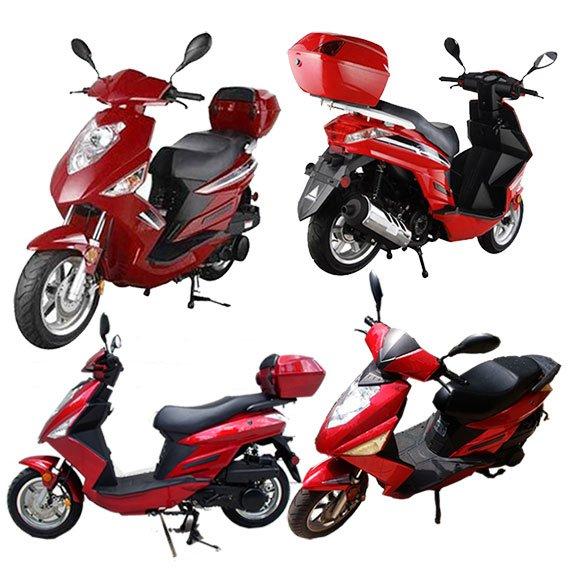 150CC Paladin 150 Moped