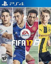 New FIFA 17-Playstation 4