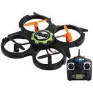 Udi U816A 2.4 GHz 4 Channel RC UFO Upgraded Version with Gyroscope, 3D Flip, Hover Function