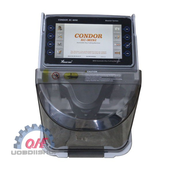 Original Xhorse iKeycutter CONDOR XC-MINI Master Series Automatic Key Cutting Machine Update Online