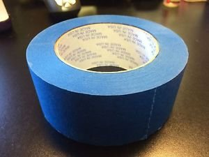 "3-Pack of Blue Painter's Tape Multi-Purpose 2"" x 60 yd. Rolls Made in USA"