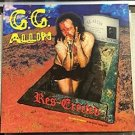 G.G. AllinRes-Erected [Vinyl] 1999 Excellent Used Condition