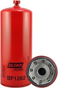 Baldwin BF1262 Filter Spin-on Fuel/Water Separator with Drain NEW