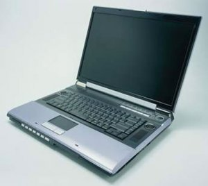 IPC Mediabook 17 notebook computer
