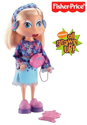 Rugrat Angelica makeover doll