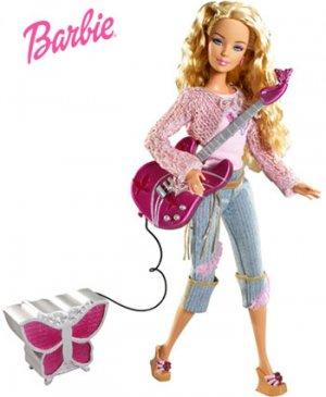Barbie diaries doll