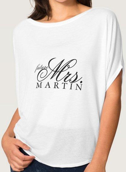 T-Shirt -  future Mrs. Shirt