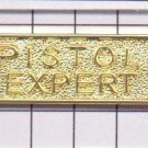 Pistol Expert Citation Bar as authorized by the NYPD-Patrol-Guide