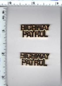 Highway Patrol Collar Brass (Citywide) as per the NYPD-Patrol-Guide