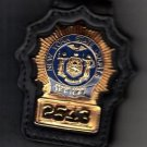 NYS Senior Court Officer Badge Cut-Out Belt Clip - (Badge Not Included)