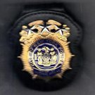 NYPD-Style Chief Internal Affairs Badge Cut-Out Belt Clip (Badge NOT Included)