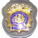 NYPD-Style Chief Inspector Badge Cut-Out Belt Clip (Badge Not Included)