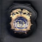 NYPD-Style Chief of Detectives Badge Cut-Out Belt Clip (Badge NOT Included)