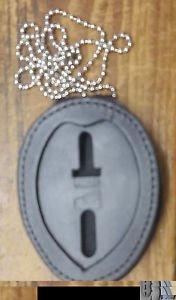 Blackington B-1125 Badge Style Neck Hanger (Badge Not Included)