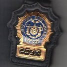 New York State Senior Court Officer Cut-Out Belt Clip - (Badge Not Included)