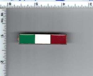 Police Department - Italian Officer Citation Bar