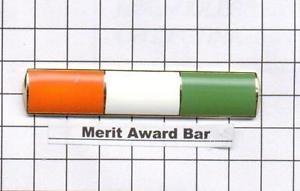 Sheriff's Department - Irish Officer Citation Bar