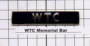 Sheriff's Department - World Trade Center Memorial Citation Bar