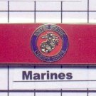 Police Department - U.S. Marines Service Bar (military clutch Back)