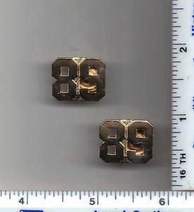 MEN IN BLACK III - NYC 89th Precinct Gold Collar Brass Set