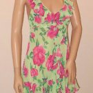 Betsey Johnson Intimates Night Gown Tank Style Dress SzS