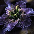 5D Diamond Painting Full Drill DIY Embroidery Cross Stitch - Flower From Smoke