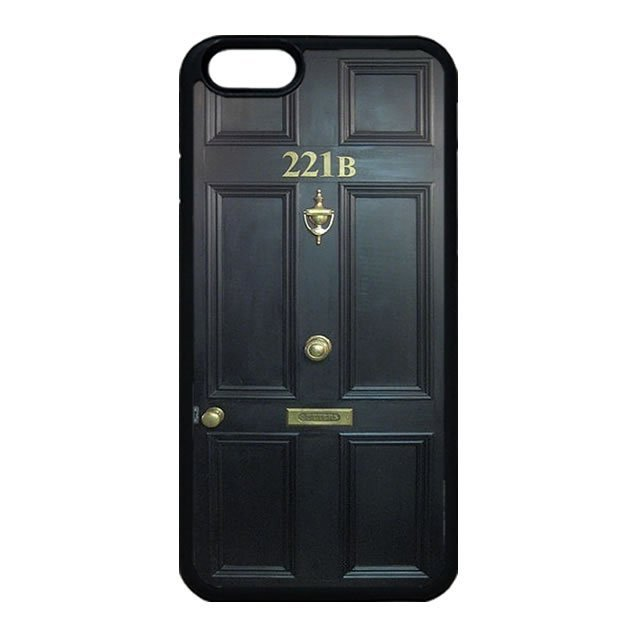 221 B Street Door iPhone 5 Case, iPhone 5s Case