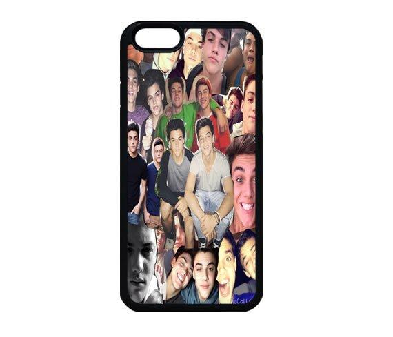 Dolan Twins Collage iPhone 7 Case, iPhone 7s Case, iPhone 7 Plus Case