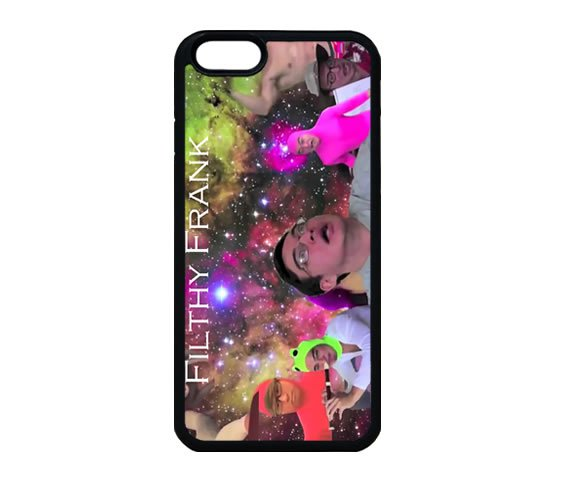 Filthy Frank iPhone 7 Case, King Of Filth iPhone 7s Case, iPhone 7 Plus Case