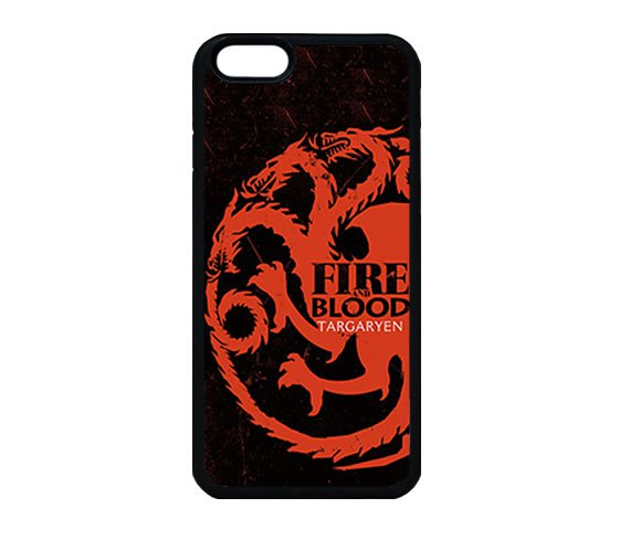 House Targaryen iPhone 7 Case, Game of Thrones Khaleesi Mothers of Dragons Daenerys iPhone 7s Case