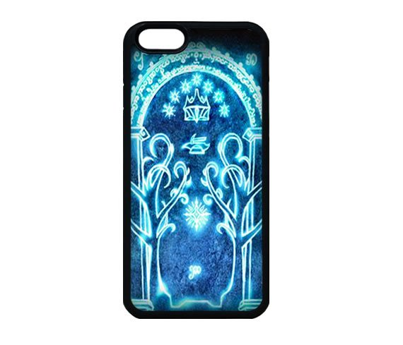 Magic Gate Of Moria Lord Of The Ring iPhone 7 Case, iPhone 7s Case, iPhone 7 Plus Case