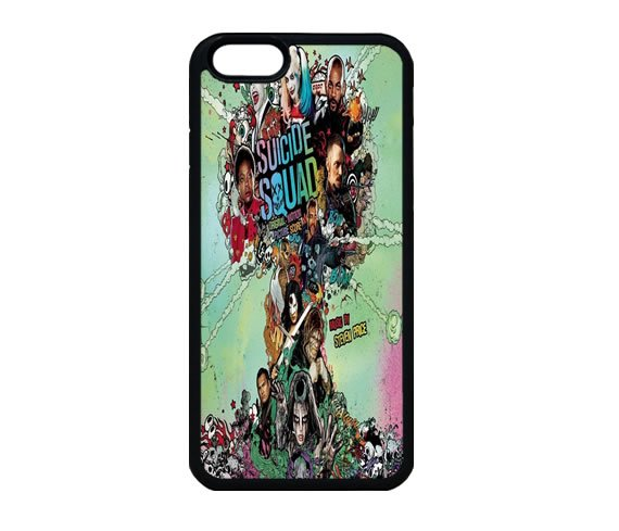 Suicide Squad Poster iPhone 7 Case, iPhone 7s Case,  iPhone 7 Plus Case