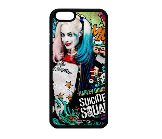 Suicide Squad Poster Harley Quinn iPhone 7 Case, iPhone 7s Case,  iPhone 7 Plus Case