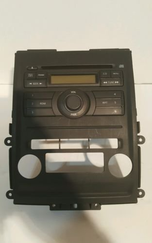 2009-12 Nissan Xterra Frontier Radio/CD Player  28185 9CH0A  PP-3056H  (OEM)