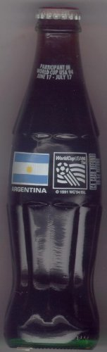 1994 World Cup, Argentina (Number 6 of 6)