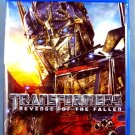 "$20 Transformers ""Revenge"" Used Blu-ray DVD + $15 Serenity Used Blu Ray DVD"