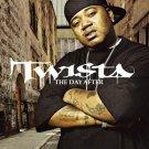 "$17 Twista ""The Day After"" Clean Version Party Rap CD + Free Bonus Rap Mix CD !"
