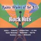"$14 ""Radio Rock Hits"" CD Various Artist + $3 Ships + FREE Mix Rock Music CD !"