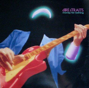 $17 Dire Straits Monet for Nothing Hits CD + FREE Bonus Rock Mix !