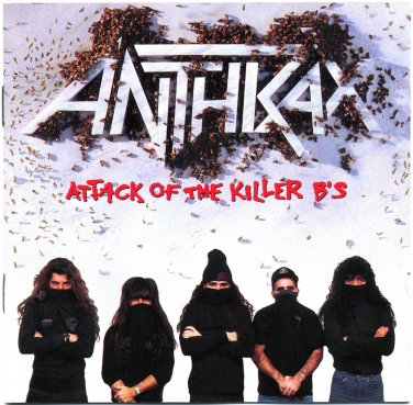 $17 Anthrax Attack Hits CD + Free Bonus Metalhead Rock Mix CD $3 Ships Two CD's