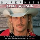 $15 New Alan Jackson SuperHits CD + Free Bonus Country Mix CD $3 Ships Two CD's