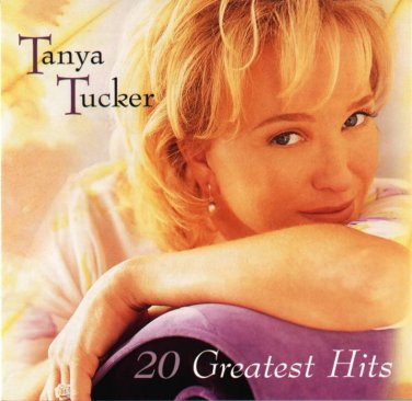 """$18 Tanya Tucker """"20 Greatest"""" All Hits CD $3 Ships + FREE Country Music CD Mix"""