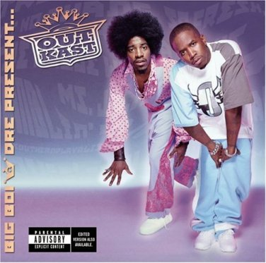 $17 Big Boi and Dre Present... Outkast [PA] by OutKast Rap CD FREE RAP BONUS CD