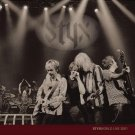 """$18 STYX """"STYXWORLD LIVE"""" CD + Free ROCK n ROLL Mix CD $3 Ships for 2 CD's Shaw"""