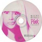 $17 Nicki Minaj Pink Friday Hits CD + Free Bonus Dance CD $3 Ships two CD's !