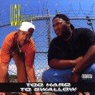 "$17 UNDERGROUND KINGS U.G.K. ""Too Hard to Swallow"" 91' CD + Free Bonus Rap CD !!"