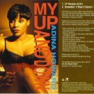 "$8 Adina Howard ""My Up and Down"" Rare Out of Print 2 Track CD Single + Free CD"