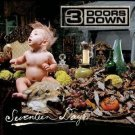 "$17 3 Doors Down ""Seventeen Days"" - Rock & Pop Hits - $3 Ships 2 CD's USA Rock"
